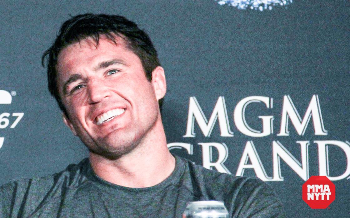 Chael Sonnen UFC 167 Georges St-Pierre Vs. Johny Hendricks #MMAnytt-6222