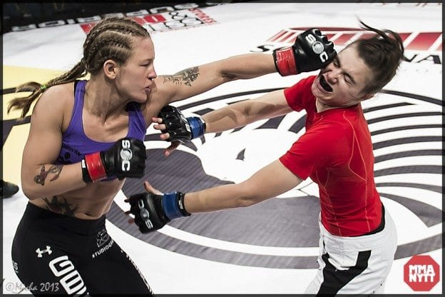 Linn Wennergren vs Angelica Babbi Superior Challenge 9 20131121 fotograf MichaForssberg 007