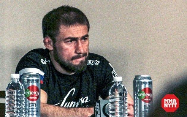 Ali Bagautinov inspirerades av Arnold Schwarzenegger och UFCs 20-årsjubileum inför UFC 167