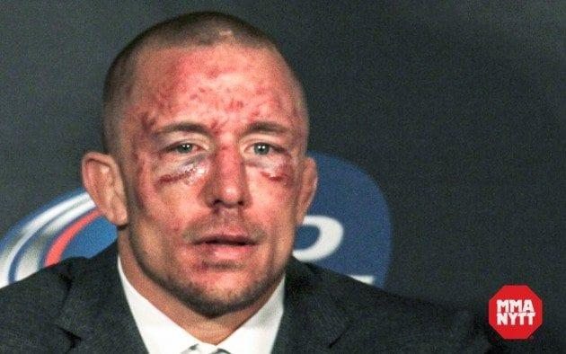 UFC 167 Georges St-Pierre Vs. Johny Hendricks #MMAnytt-6235