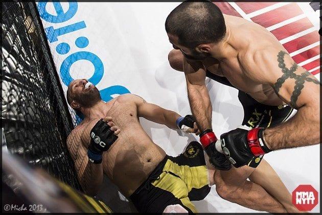 Video: Se Yosef Ali Mohammad vinna på KO efter 6 sekunder