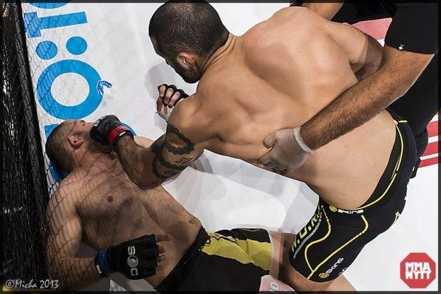 Yosef Ali Mohammed vs Duarte Fonseca Superior Challenge 9 20131121 fotograf MichaForssberg 006