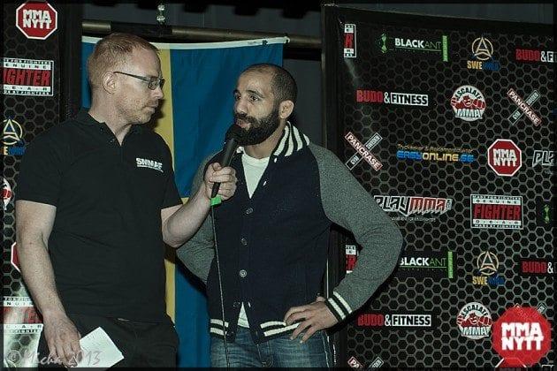 Matchningarna för VM i amatör-MMA klara