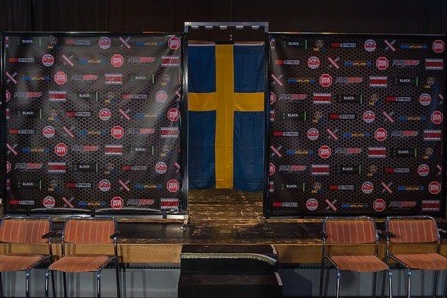 Svenska Mästerskapen i Shootfighting: Matchbeskrivning och resultat