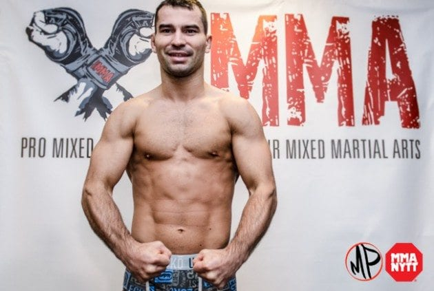 Tjetjenska MMA-organisationen ACB håller gala i Polen