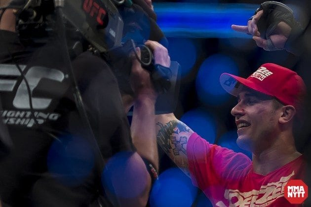 Myles Jury lämnar Alliance MMA & går ned till fjädervikt