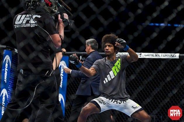 """""""Bruce Leeroy"""" och """"Frankenstein"""" får motståndare inför UFC on FOX 23"""