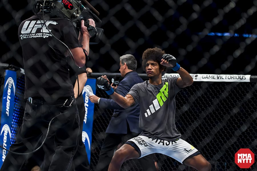 MMANytt vs Alex Caceres UFC 165 11