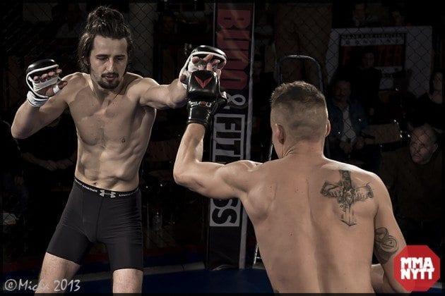 Dagens resultat för svenska landslaget i amatör-MMA