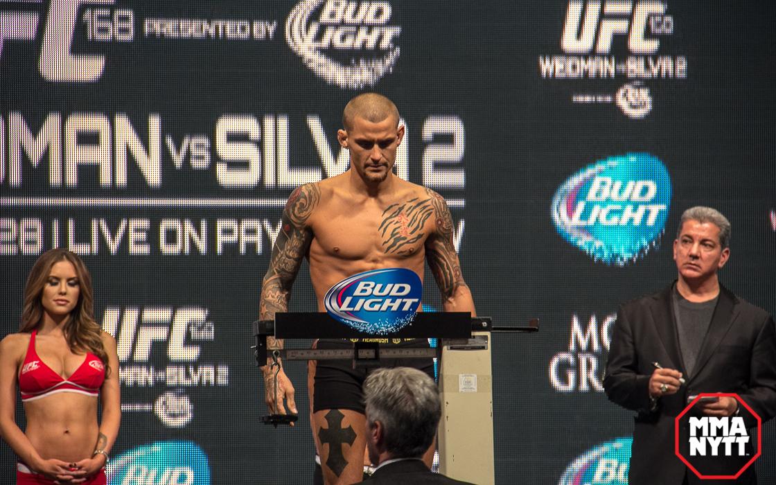 UFC 168 Dustin Poirier MMAnytt-6726