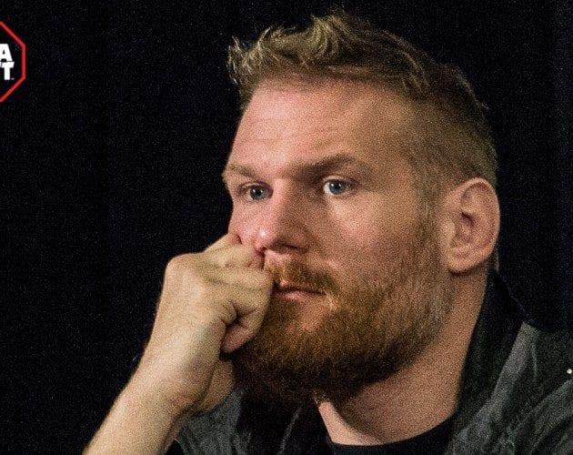 Josh Barnett hade gärna gått matcher mot brottare från WWE