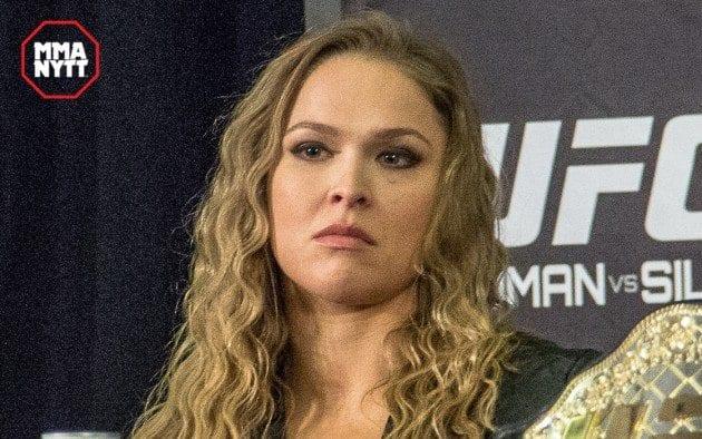 Ronda Rousey bryter tystnaden efter brutala förlusten på UFC 207 – läs uttalandet här