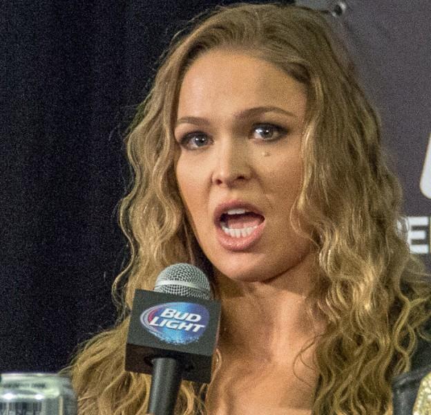 UFC 168 Ronda Rousey Anderson Silva Vs Chris Weidman #MMAnytt-6454