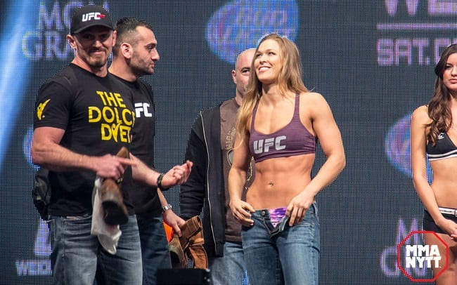 UFC 168 Ronda Rousey MMAnytt-6769