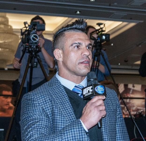 UFC 168 Vitor Belfort post presser #MMAnytt-01925