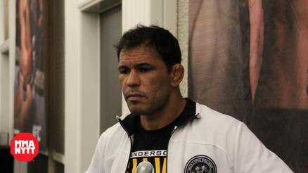 mmanytt UFC 168 Antonio minotauro nogueira