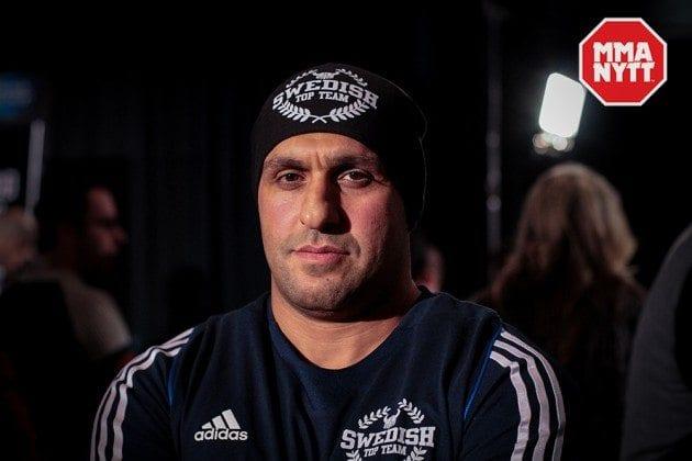 Intervju med Alistair Overeems brottningstränare Babak Nejad
