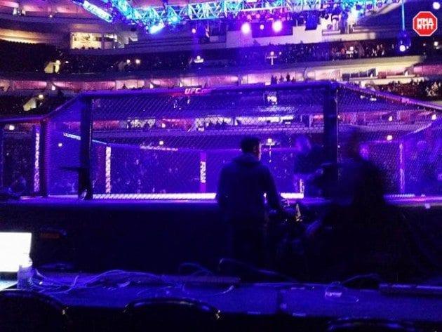 Redaktionen på äventyr: UFC on FOX 10 – Dag 5