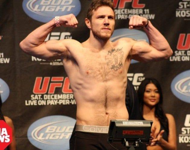 UFC släpper Dan Miller, Darrell Montague och 12 andra fighters