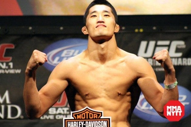 """""""Stun Gun"""" Kim får motstånd inför UFC Singapore – Möter den lovande welterviktaren"""