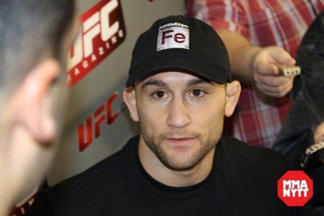 Frankie Edgar är förbannad på UFC, Dana White