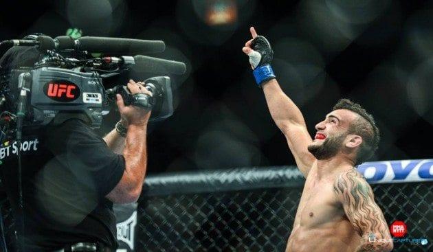 Veckans höjdpunkt: Vila kan man göra i graven, nästa UFC-gala redan imorgon