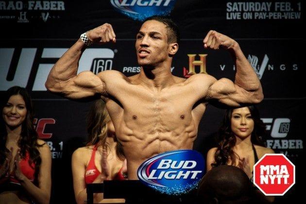 """Kevin Lee om sin motståndare Francisco Trinaldo: """"Jag gör UFC en tjänst – Han är gammal"""""""