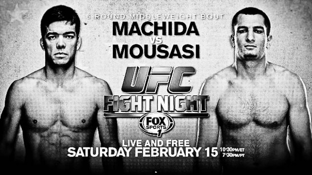 UFC Fight Night 36: Huvudkortet – Matchmäklarna