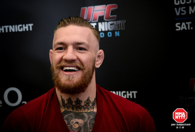 Video – UFC on the Fly: Conor McGregor