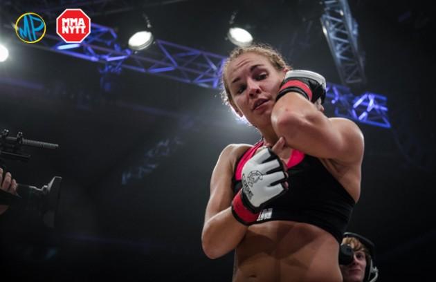 Spela Pick'Em inför Lina länsbergs UFC-debut på lördag!