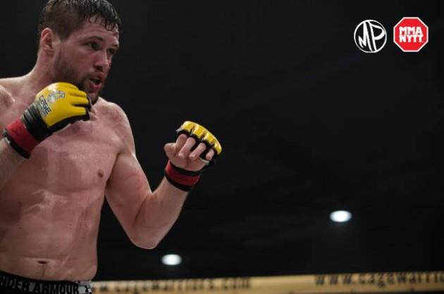 Video: Nicolas Dalby välkomnar titelförsvar mot Danny Roberts