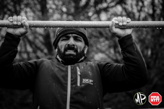 Intervju med Bilal Musa inför Superior Challenge X