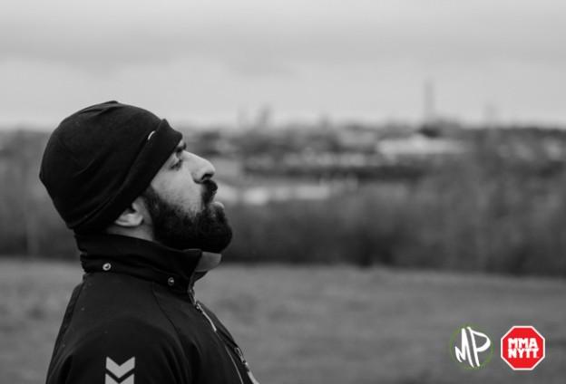 MMAnytt Bilal Musa Foto - Mattias Persson Bildspråk (omslag)
