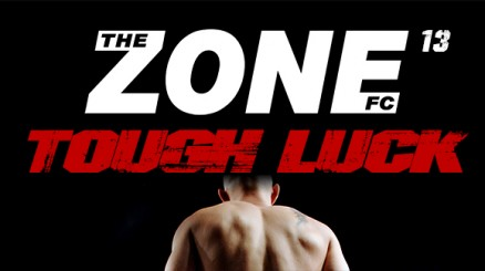 The Zone FC 13: Touch Luck – Invägningsresultat