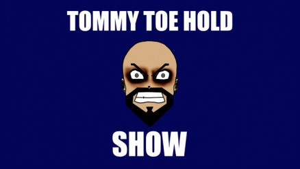 tommy toe hold show