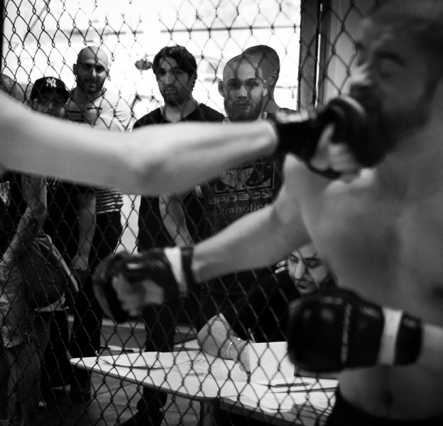 MMAnytt Adam Westlund Mikael Hjort 01 Foto - Patrick Jenkinson Burspråk