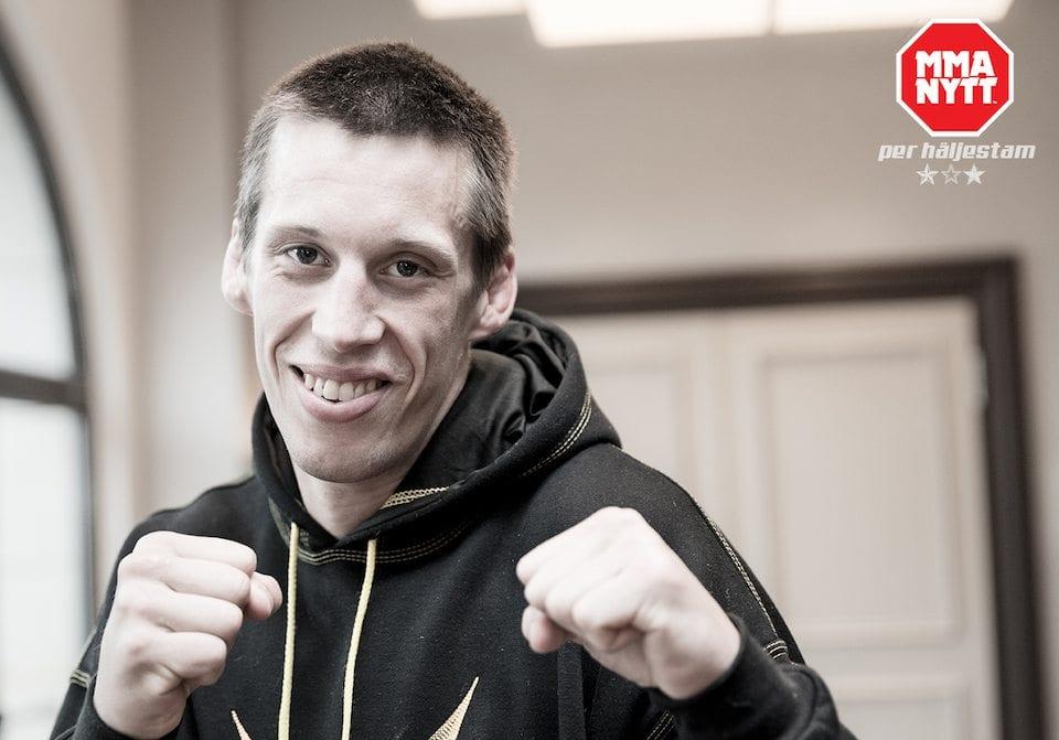 """Från och med nu kommer vi svenskar kunna avnjuta UFC med Magnus """"jycken"""" Cedenblad som kommentator."""