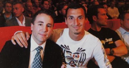 Zlatan söker MMA-aktiva i Malmö