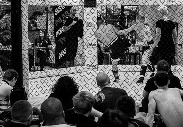 MMAnytt Shootfighting Foto - Patrick jenkinson