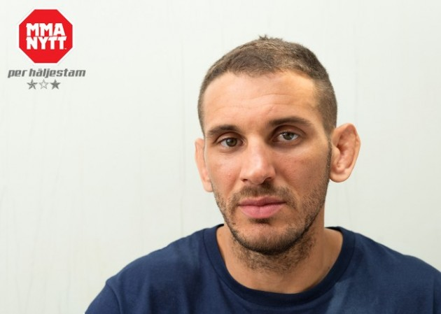 "Superior Challenge 12: Bruno Carvalho om sin match mot Mohammed Abdallah: ""When the old dog attacks it goes for the kill"""
