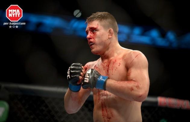 Scott Holtzman ersätter skadad Erik Koch mot Drew Dober på UFC 195