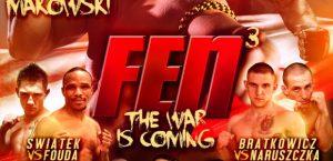 Video: Trailer för Fight Exclusive Night 3