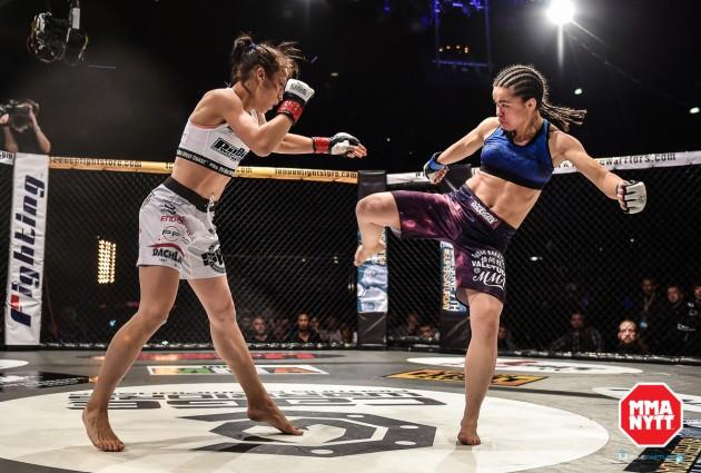 Inför UFC 193: De fem bästa avsluten i damdivisionernas titelhistoria