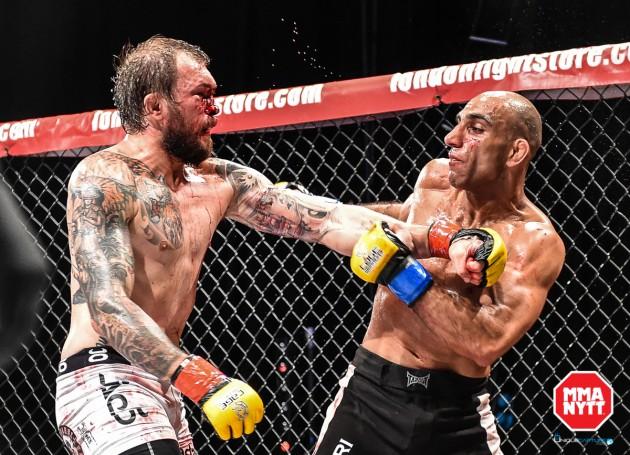MMAnytt TV: Fighter Fokus – Mohsen Bahari
