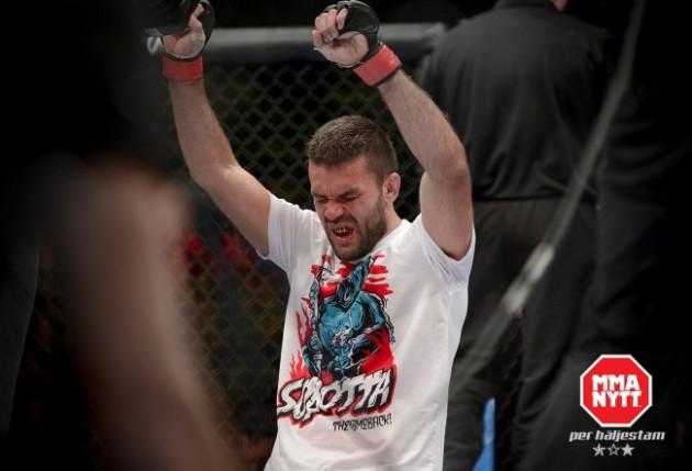 Peter Sobotta skadad, Dominic Waters får ny motståndare på UFC Fight Night 87