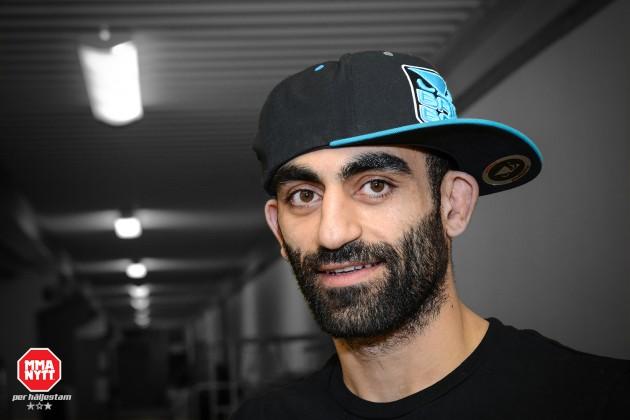 Mohammad Babadivand avstängd sex månader av Dopingnämnden