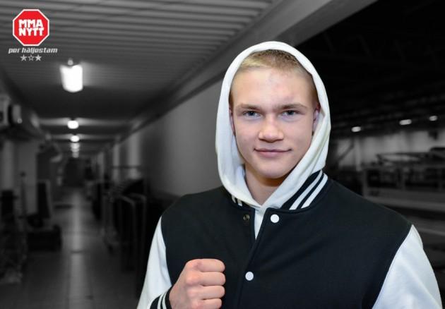"Oliver Enkamp efter TKO-vinsten: ""Det var det som fattades"""