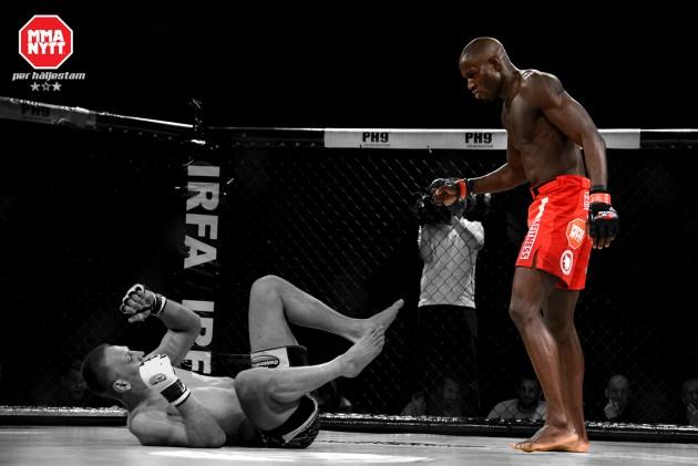 MMAnytt TV: Fighter fokus – Sadibou Sy