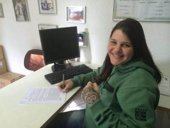 Talita Nogueira det senaste tillskottet till Bellators kvinnliga fjäderviktsklass