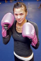 Paige VanZant och Kailin Curran möts på UFC Fight Night 57